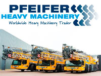 Pfeifer Heavy Machinery BV