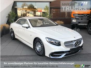Maybach Maybach S650 Cabrio/Limitiert one of 300/sofort  - voiture