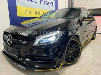 Voiture Mercedes-Benz A 45 AMG 4Matic Yellow Night Edition*AERO-PAKET*