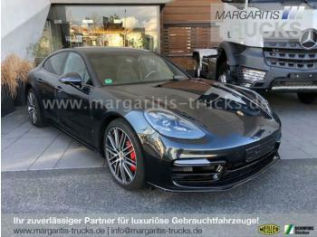 "Porsche Panamera Turbo/Sport Design/21""/LED-Matrix/Carbo  - voiture"