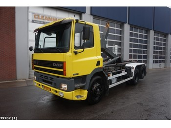 DAF 85.330 ATI Manual Full Steel - camion ampliroll