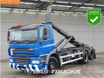 DAF CF85.380 6X2 Liftachse Euro 3 - camion ampliroll