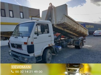MAN VW 10.150 Containersysteem / container - camion ampliroll