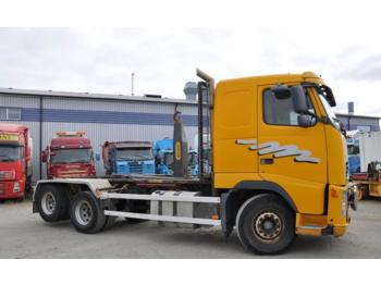 Volvo FH12 460 6X2 Parabel  - camion ampliroll