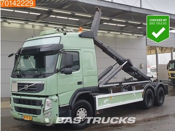 Volvo FM 410 6X2 Liftachse Standklima EEV - camion ampliroll