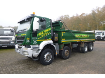 Iveco AD340T36 8x4 EEV / RHD / Steel Tipper 14.5 m3 - camion benne