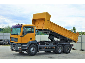 MAN TG 310A Kipper 5,20m + Bordmatic*6x4* !!  - camion benne
