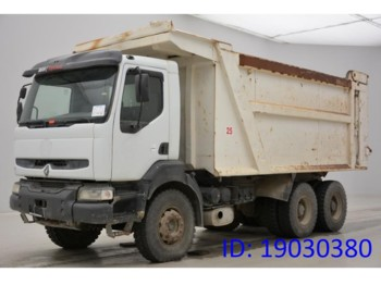 Renault Kerax 420 DCi - camion benne