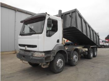 Renault kerax 370dci - camion benne