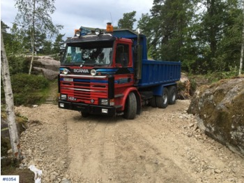Scania 142H - camion benne