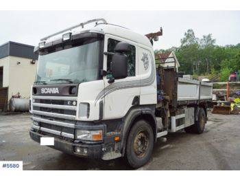 Scania 94G - camion benne