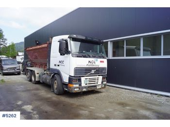 Volvo FH12 - camion benne