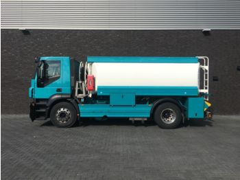 Iveco TRAKKER 4X2 TANK TRUCK 12600 LITERS  - camion citerne
