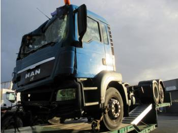 MAN TGS 26.360 - camion citerne