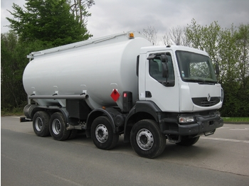 RENAULT 440 dxi - fuel tanker - special Africa - camion citerne