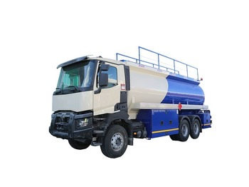 RENAULT  - CODER FUEL TANKER UP TO 26000L K 440 - camion citerne