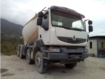 RENAULT KERAX 440 - SILO - camion citerne