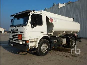 SCANIA  - camion citerne