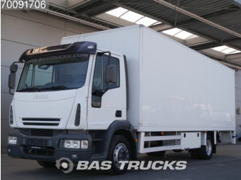 Iveco Eurocargo ML120E18 4X2 Manual Steelsuspension Ladebordwand Euro 3 - camion fourgon