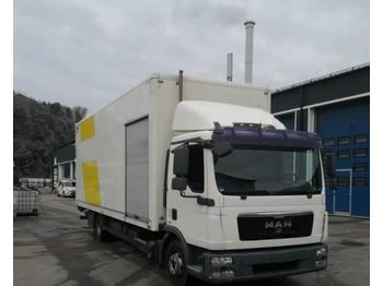 MAN 12.250 Equipped with full UV equipment  - camion fourgon