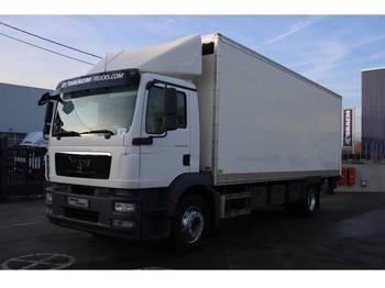 Camion fourgon MAN TGM 18.290 BL+CAISSE 7.5M +D'HOLLANDIA 2000KG: photos 1