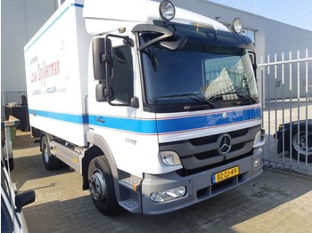 Mercedes-Benz ATEGO 1218 L - camion fourgon