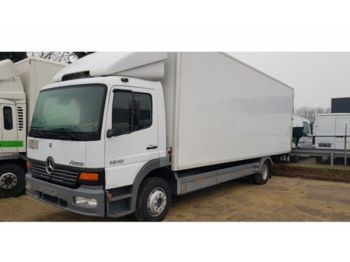 Mercedes Benz Atego 1218L - camion fourgon
