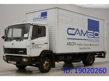 Mercedes-Benz Ecoliner 814 - camion fourgon