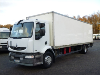 Camion fourgon Renault Premium 240.18 dxi 4x2 closed box + taillift