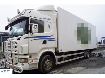 Scania R340 - camion fourgon