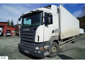 Scania R500 - camion fourgon