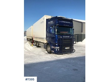 Scania R730 - camion fourgon