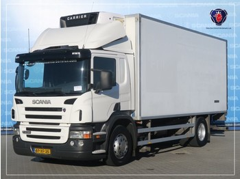 Scania P230 DB4X2MNA | COOLING BOX | TAILGATE DHOLLANDIA 3000KG | CARRIER COOLING | MANUAL GEARING - camion frigorifique