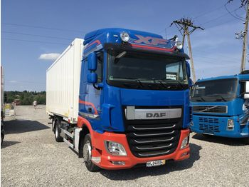 DAF XF 106.440 E6 105 kontener 6x2 , Super stan - camion isothermique