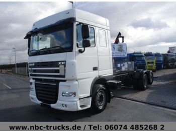 DAF XF 105.460 * SACE CAB * FAHRGESTELL * EURO 5 *  - châssis cabine