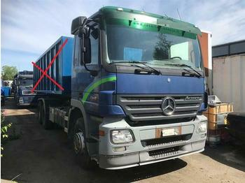 Mercedes-Benz ACTROS 2546 - SOON EXPECTED - 6X2 CHASSIS FULL S  - châssis cabine