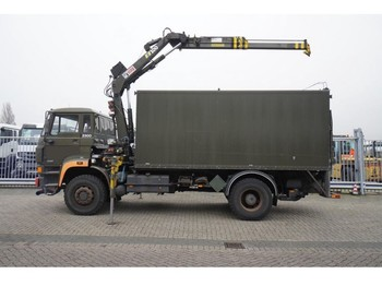 DAF 2300 TURBO 4X4 WITH HIAB 100 CRANE 209.000KM - camion