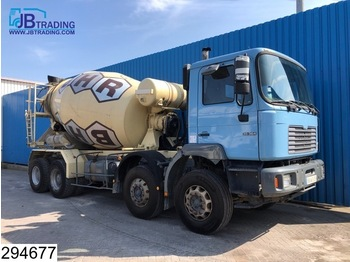 Camion MAN 35 364 8x4, EURO 2, Liebherr, Manual, Steel suspension, Hub reduction