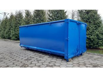 Smooth lines container 5-40m3 - benne ampliroll