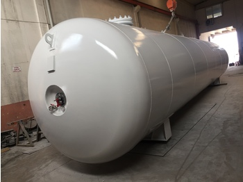 Carrosserie citerne MAS TRAILER TANKER 2 m3 to 150 m3 LPG / GAS Storage Tanks From Factory