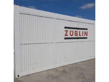 20' Office Container - conteneur