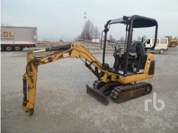 CATERPILLAR 301.8 - mini pelle