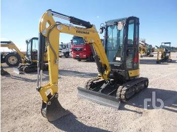 YANMAR VIO26-6CR - mini pelle