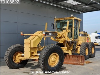 Niveleuse Caterpillar 14H 2 units available