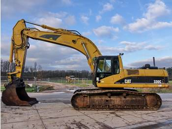 CAT 330CL Good working condition  - pelle sur chenille