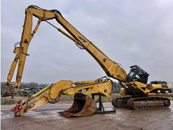 CAT 330DL Demolition 21 meter boom  - pelle sur chenille