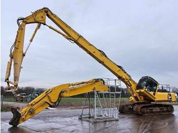 Komatsu PC350LC-8 (DEMOLITION 22MTR) - TOP CONDITION !!  - pelle sur chenille