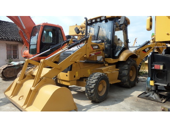 CATERPILLAR 416E - tractopelle