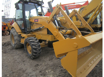 CATERPILLAR 420F - tractopelle