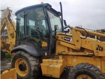 JCB 3CX - tractopelle